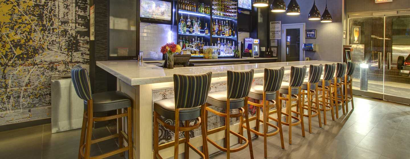 Hotel Hampton Inn Manhattan-SoHo, New York, Stati Uniti - Bar Artifakt