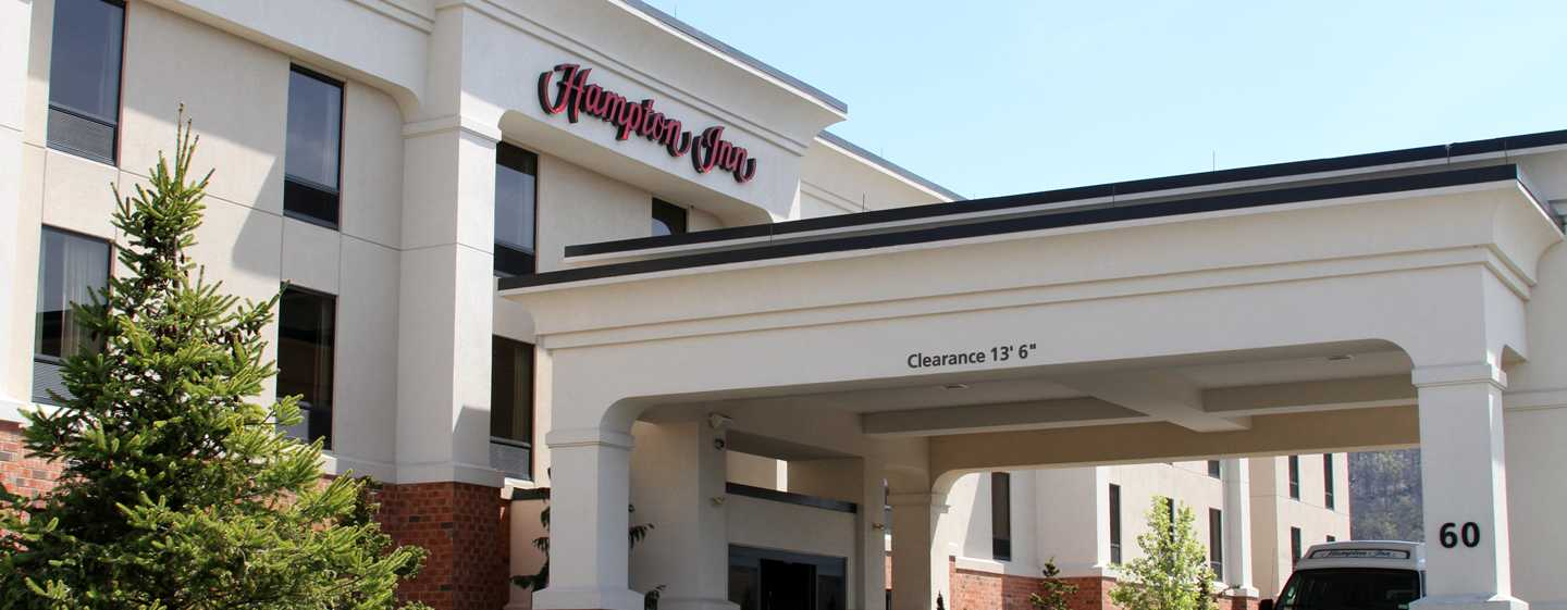 Hampton Inn Harriman Woodbury Hotel, NY - Exterior do hotel