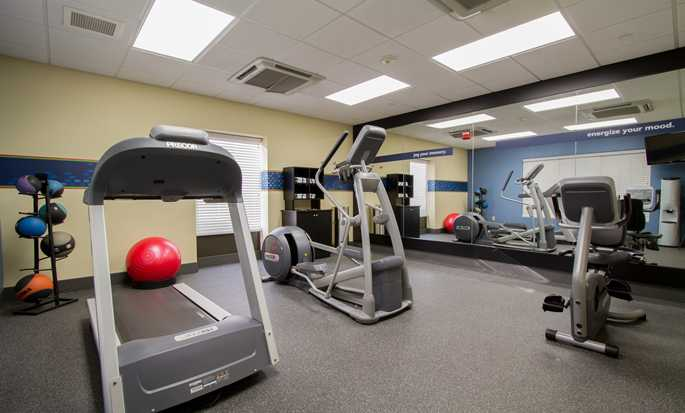 Hampton Inn Harriman Woodbury Hotel, NY - Fitness Center