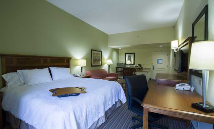 Hampton Inn Harriman Woodbury Hotel, NY - King Suite