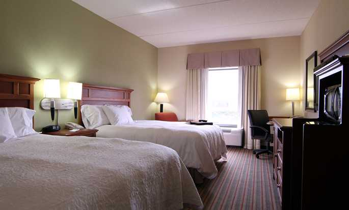 Hampton Inn Harriman Woodbury Hotel, NY - Double Queen