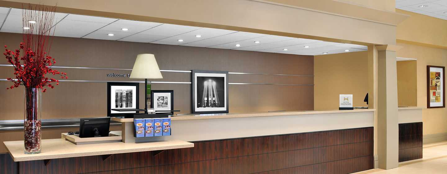 Hampton Inn Manhattan-Times Square North, New York, Stati Uniti d'America - Reception