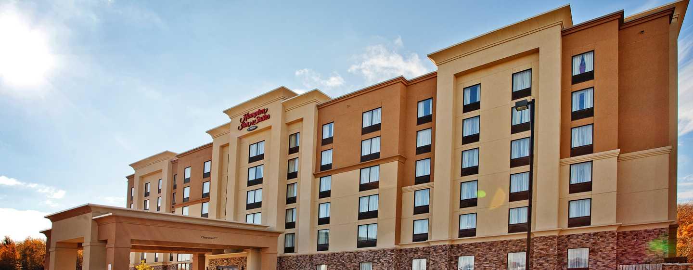 Hôtel Hampton Inn & Suites by Hilton Barrie, Ontario, Canada - Extérieur de l'hôtel