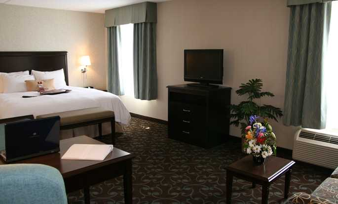 Hôtel Hampton Inn & Suites by Hilton Barrie, Ontario, Canada - Suite