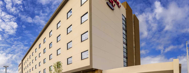 Hotel Hampton Inn by Hilton Piedras Negras, México - Fachada del hotel