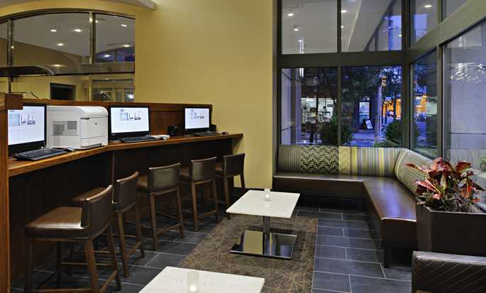 Hôtel Hampton Inn Philadelphia Center City-Convention Center - Centre d'affaires