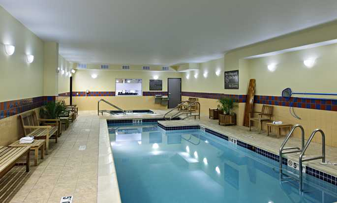 Hôtel Hampton Inn Philadelphia Center City-Convention Center - Piscine intérieure