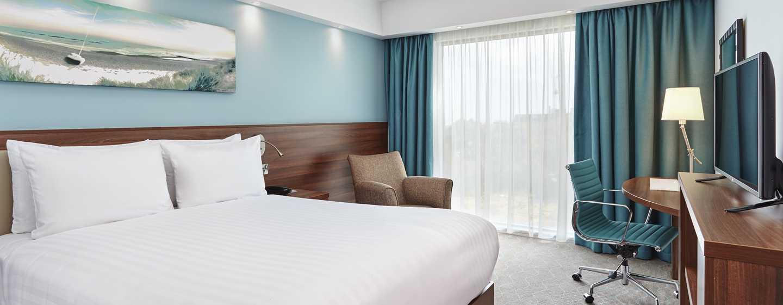 Hotel Hampton by Hilton Poznań Old Town – pokój dla gości
