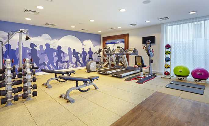 Hotel Hampton by Hilton Poznań Old Town – centrum fitness