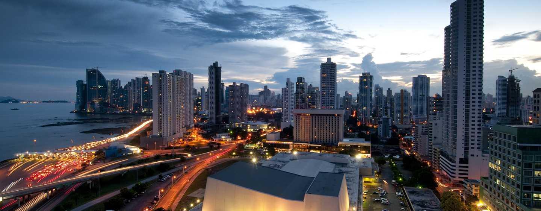 Hotel Hampton by Hilton Panama - Vista panorámica de Panamá