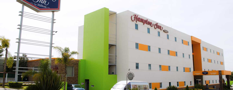 Hampton Inn by Hilton San Juan del Rio, México - Fachada del hotel