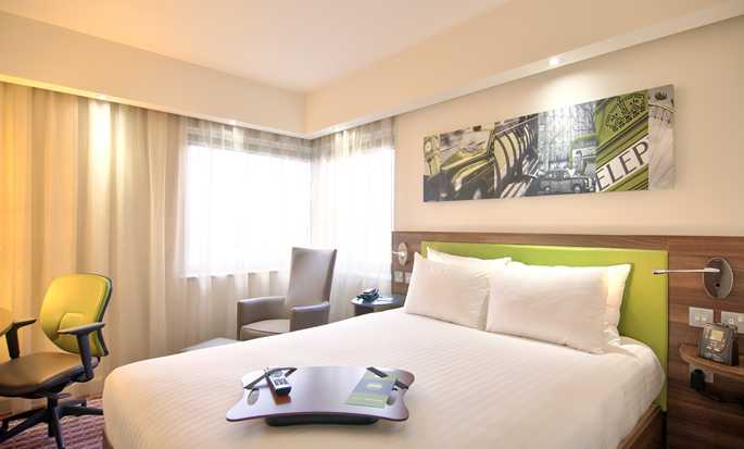 Hampton by Hilton Rome East, Roma - Camera