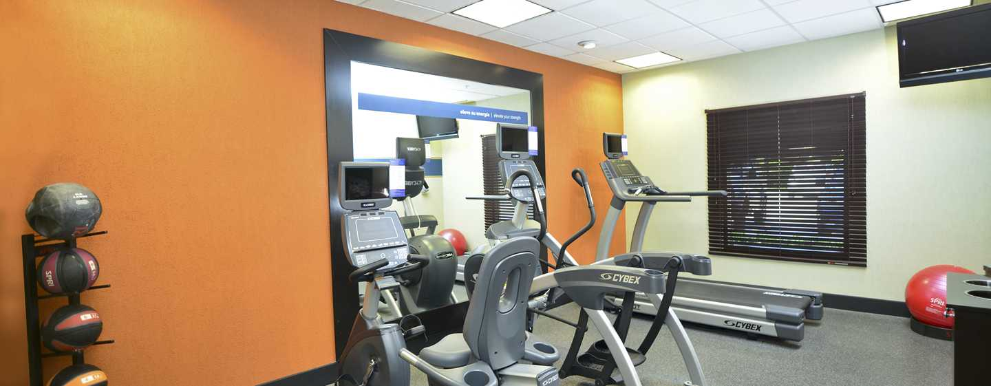 Hotel Hampton Inn & Suites by Hilton San Jose-Airport, Costa Rica - Gimnasio