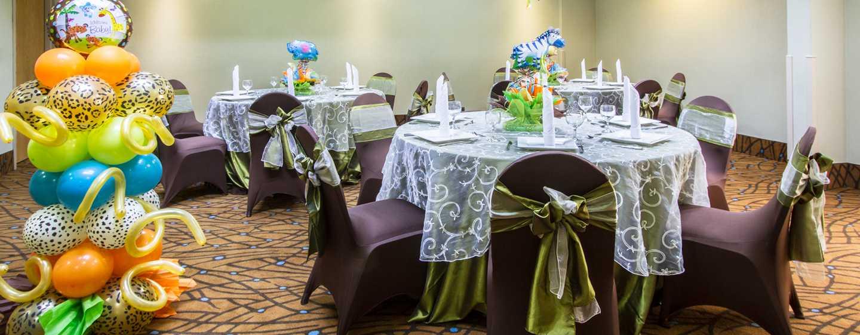 Hotel Hampton Inn & Suites by Hilton San Jose-Airport, Costa Rica - Eventos
