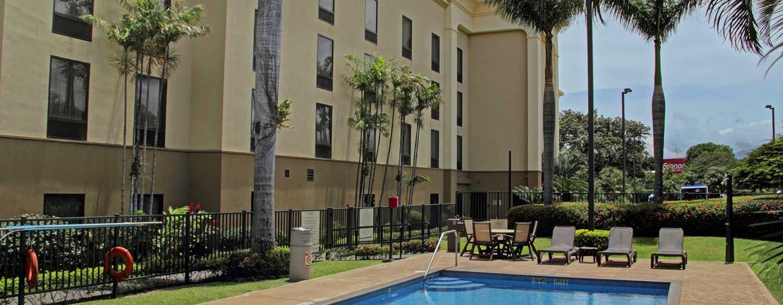 Hotel Hampton Inn & Suites by Hilton San Jose-Airport, Costa Rica - Piscina al aire libre