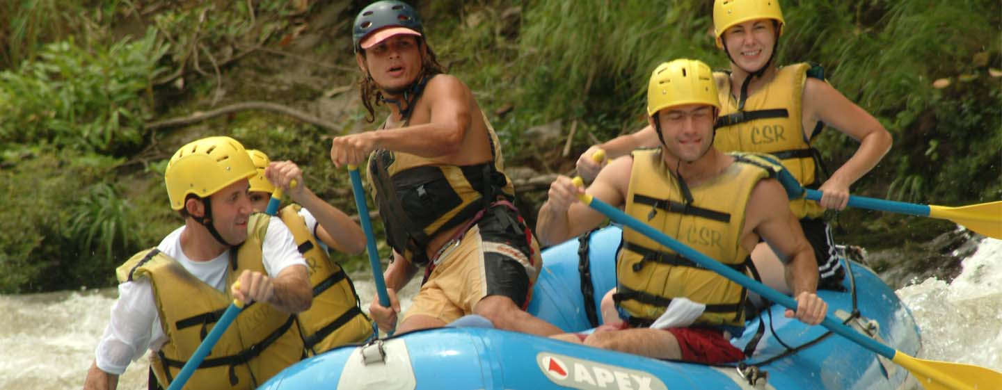 Hotel Hampton Inn & Suites by Hilton San Jose-Airport, Costa Rica - Rafting