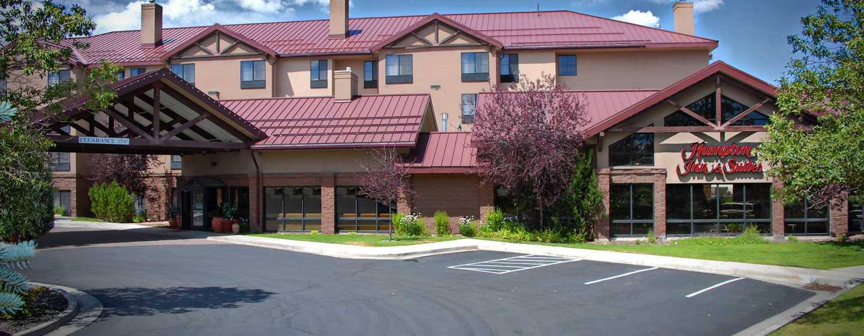 Hampton Inn & Suites Park City, Utah – Exterior