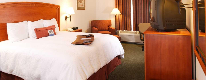 Hotel Hampton Inn by Hilton Saltillo Airport Area, Coahuila, México - Habitación Deluxe con cama King