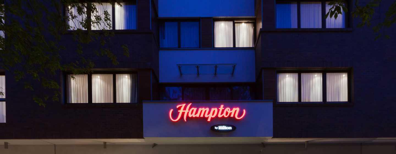 Hotel Hampton by Hilton Świnoujście, Polska ‒ Widok z zewnątrz