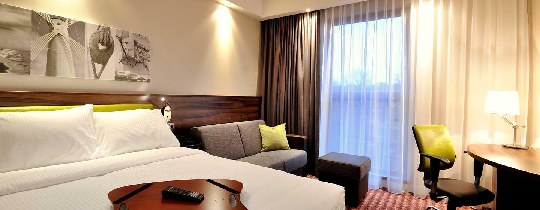 Hotel Hampton by Hilton Świnoujście, Polska ‒ Pokój Queen dla niepalących
