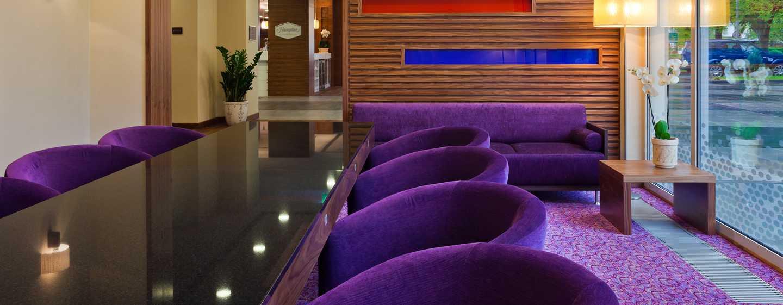 Hotel Hampton by Hilton Świnoujście, Polska ‒ Centrum biznesowe
