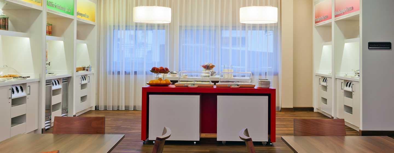 Hotel Hampton by Hilton Świnoujście, Polska ‒ Strefa śniadaniowa