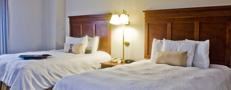Hotel Hampton Inn by Hilton Tampico Aeropuerto, Tamaulipas, México - Habitación con cama doble