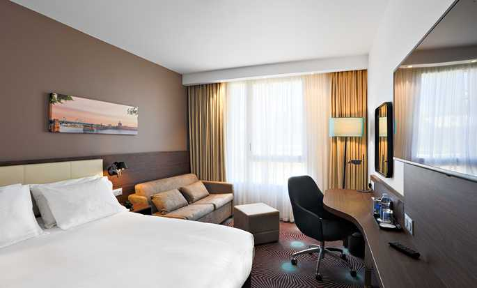 Hôtel Hampton by Hilton Toulouse Airport, France - Chambre