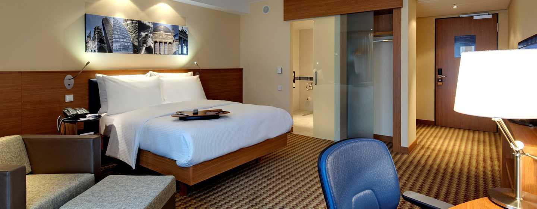 Hampton by Hilton Berlin City West Hotel, Berlin, Deutschland– Barrierefreies Zimmer