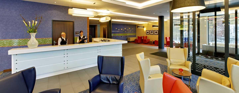 Hampton by Hilton Berlin City West Hotel, Berlin, Deutschland– Empfang und Lobby