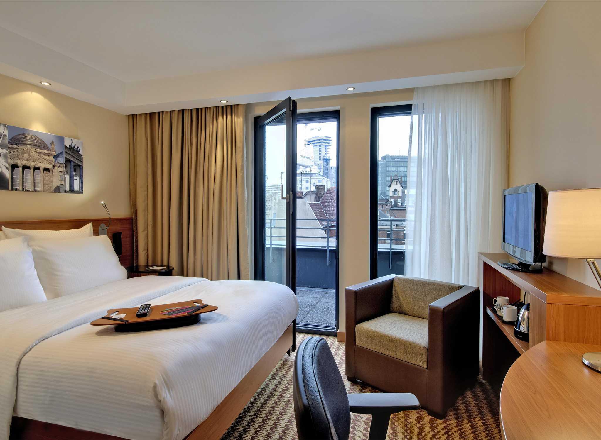 Hampton Berlin City West Hotel Bij De Kurfürstendamm