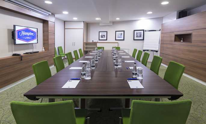 Hotel Hampton by Hilton Voronezh, Russia - Sala meeting