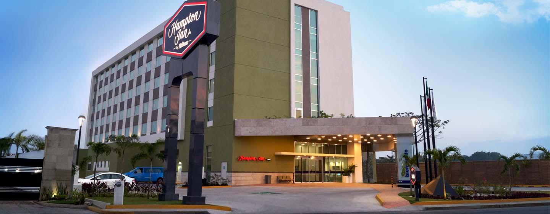 Hampton Inn by Hilton Villahermosa, México - Fachada del hotel
