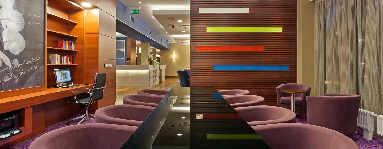 Hotel Hampton by Hilton Warsaw Airport, Polska – Strefa pracy