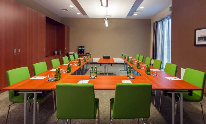 Hampton by Hilton Warsaw Airport, Polonia - Sala meeting