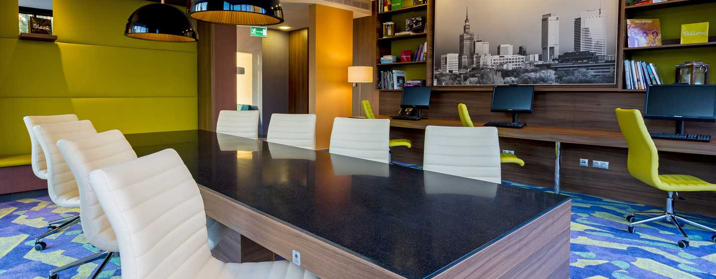 Hotel Hampton by Hilton Warsaw City Centre, Polonia - Sala meeting