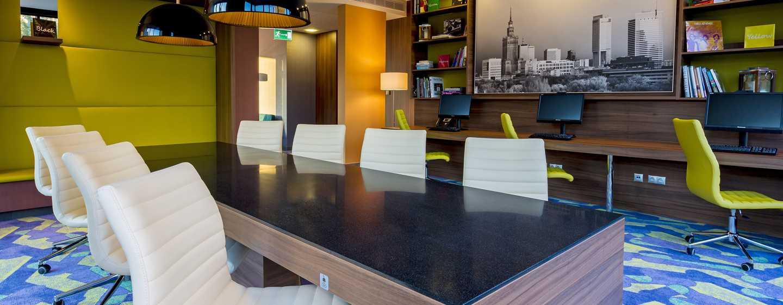 Hampton by Hilton Warsaw City Centre, Polska – Centrum biznesowe