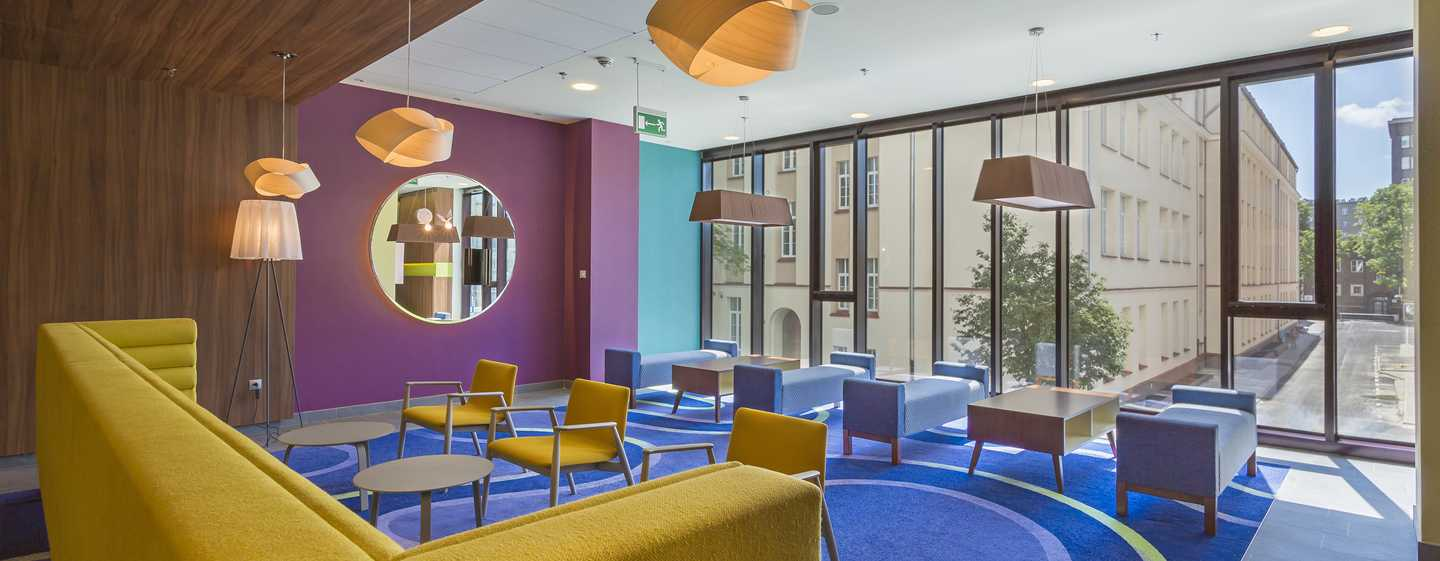 Hampton by Hilton Warsaw City Centre, Polska – Salon