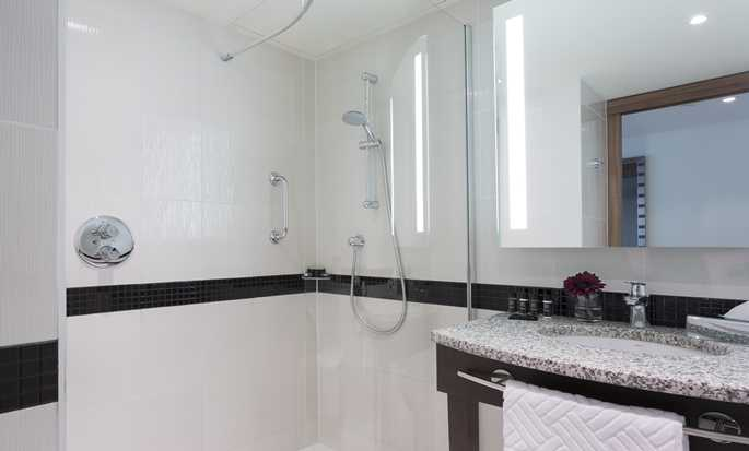 Hampton by Hilton Warsaw City Centre hotel, Polonia - Bagno