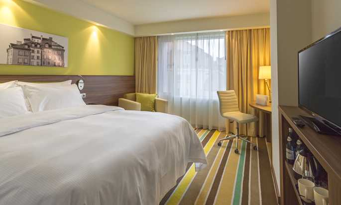 Hampton by Hilton Warsaw City Centre hotel - Zimmer