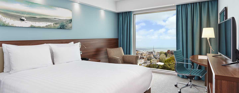 Hotel Hampton by Hilton Warsaw Mokotów, Polska – pokój dla gości