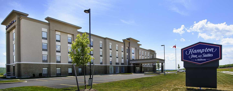 Hôtel Hampton Inn & Suites by Hilton Truro, Nouvelle-Écosse, Canada - Extérieur de l'hôtel