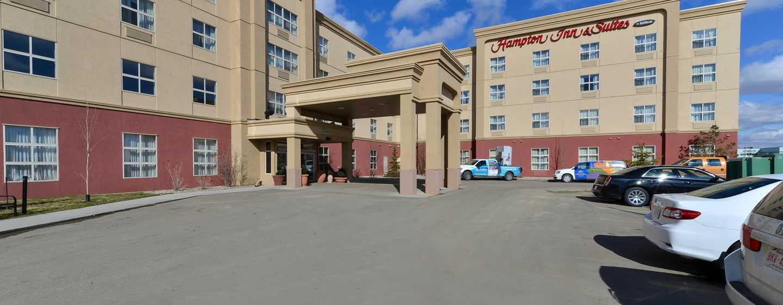 Hôtel Hampton Inn & Suites by Hilton Edmonton International Airport, Alberta, Canada - Extérieur de l'hôtel