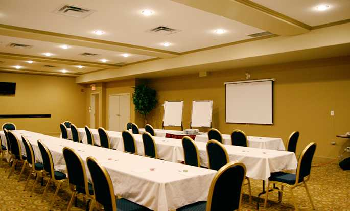 Hampton Inn & Suites by Hilton Edmonton International Airport, Alberta, Canada - Salle de réunion