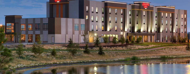 Hôtel Hampton Inn by Hilton Edmonton/Sherwood Park, Alberta, Canada - Extérieur de l'hôtel