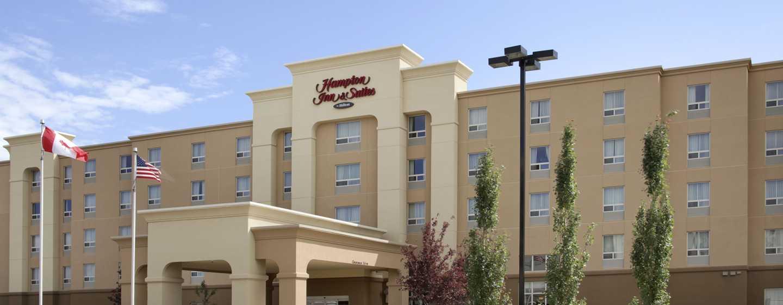 Hôtel Hampton Inn & Suites by Hilton Edmonton/West - Extérieur