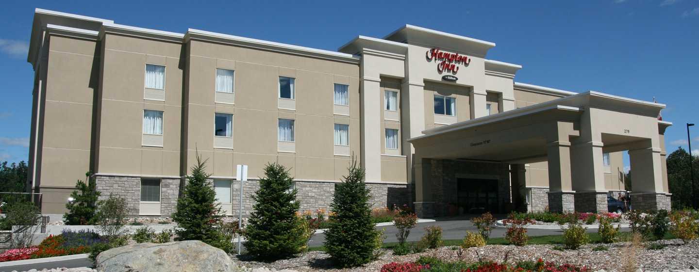 Hôtel Hampton Inn by Hilton Elliot Lake, Ontario, Canada - Extérieur de l'hôtel