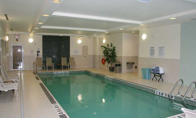 Hôtel Hampton Inn by Hilton Elliot Lake, Ontario, Canada - Piscine