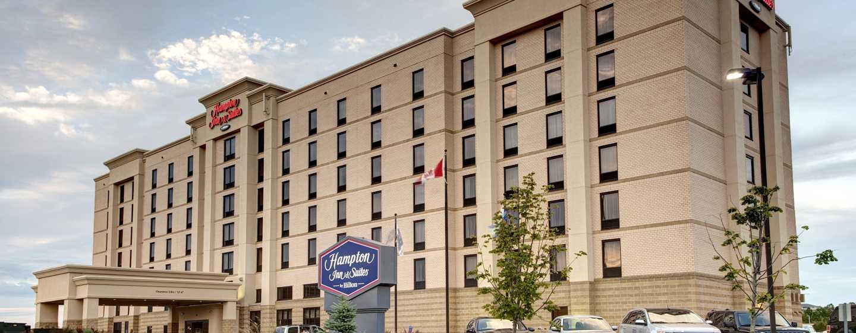 Hôtel Hampton Inn & Suites by Hilton Halifax - Dartmouth, Canada - Extérieur de l'hôtel
