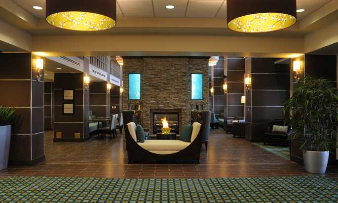 Hôtel Hampton Inn & Suites by Hilton Halifax - Dartmouth, Canada - Hall